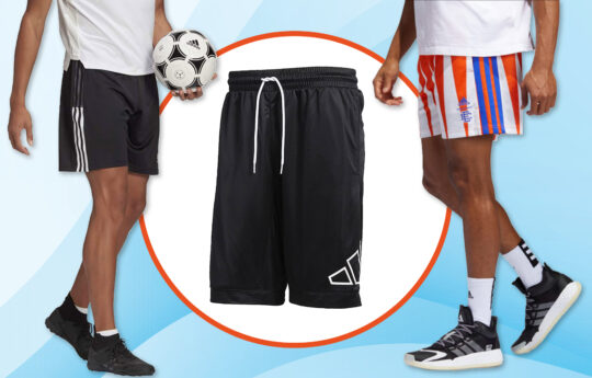 Best Adidas Shorts for Men: 10 Styles to Add to His Wardrobe
