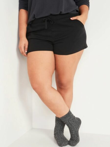 Old Navy Mid-Rise Vintage Plus-Size Sweat Shorts -- 3.5 Inch Inseam