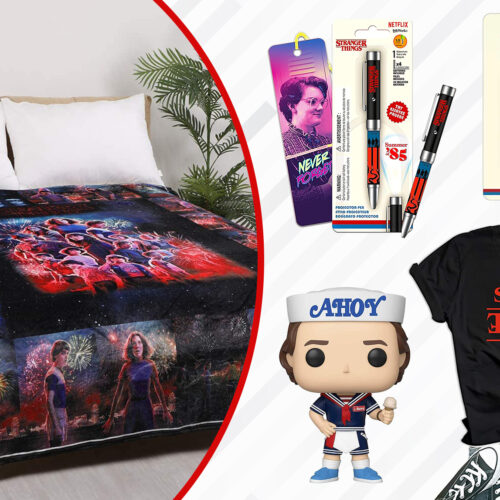 15 Spooky Stranger Things Gifts for Superfans