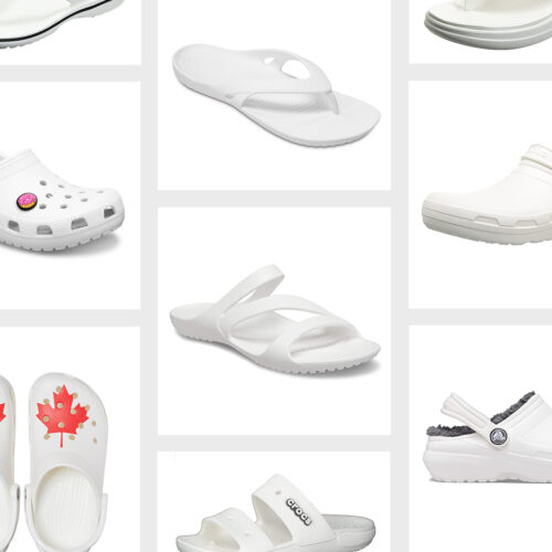 The 13 Best White Crocs for Every Occasion