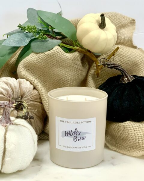 The Good Candle Witch's Brew