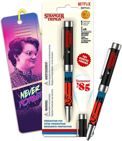 Projector Pen and Bookmark Set