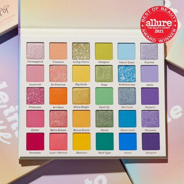 Fade Into Hue ColourPop Eyeshadow Palette