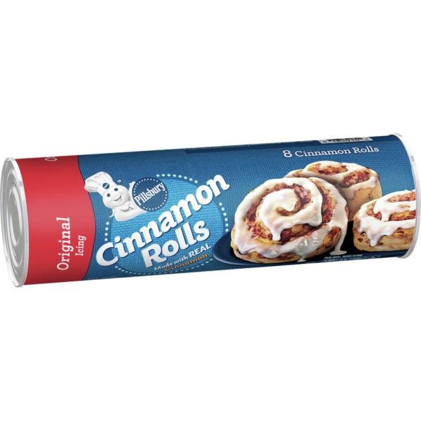Pillsbury Cinnamon Rolls with Original Icing