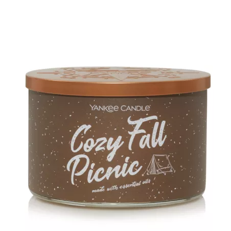 Yankee Candle Cozy Fall Picnic