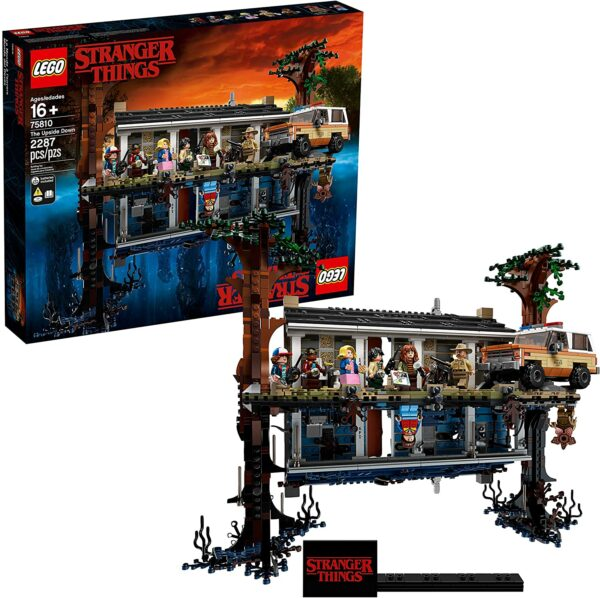 The Upside Down LEGO Building Kit