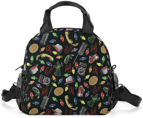Lunch Bag with Adjustable Strap