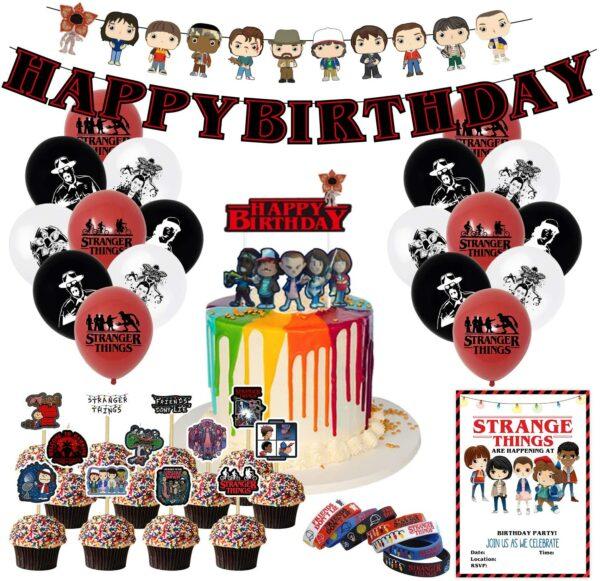 Birthday Party Decoration Kit