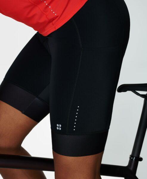 Velo Padded Biker Shorts