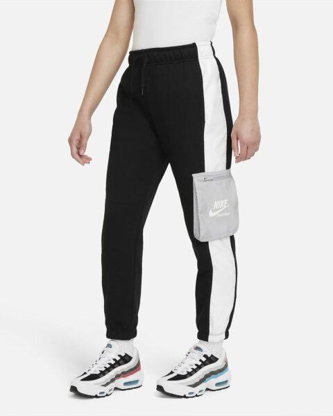 Big Kids' (Girls') French Terry Pants Nike Sportswear Heritage