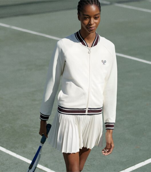 Tennis Warm-up Jacket