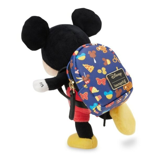 Disney nuiMOs Disney Parks Food Icons Backpack by Loungefly