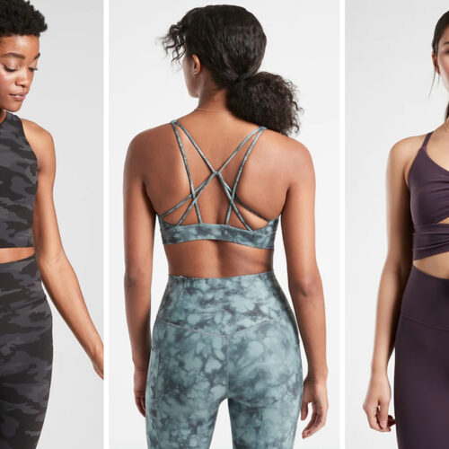 Top Athleta Sports Bras for All Your Needs