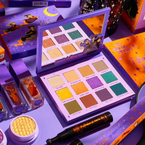 We Tried ColourPop's New Hocus Pocus Makeup Collection and It's Scary Good