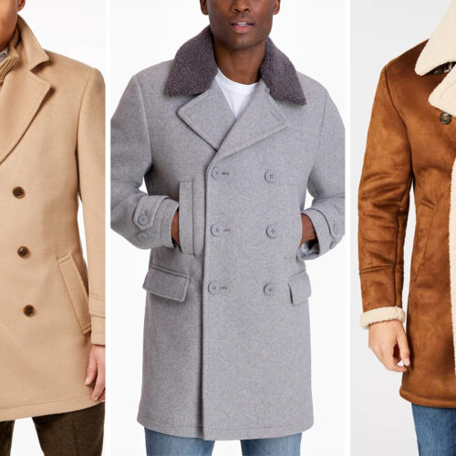The Best Men's Peacoats For Every Budget